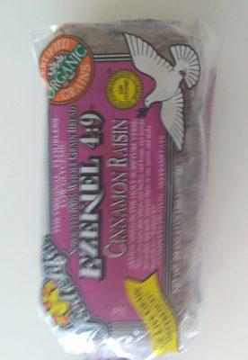 Ezekiel 4:9 Cinnamon Raisin - Product