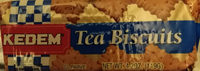 Kedem, tea biscuits - Product - en