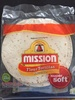 Mission, super soft, flour tortillas - Product