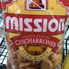 Chicharrones pork rindes - Produit