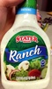 Ranch dressing - Product