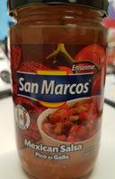 Mexican Salsa Pico de Gallo - Produit - fr