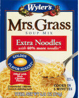 Extra noodles soup mix - Product - en