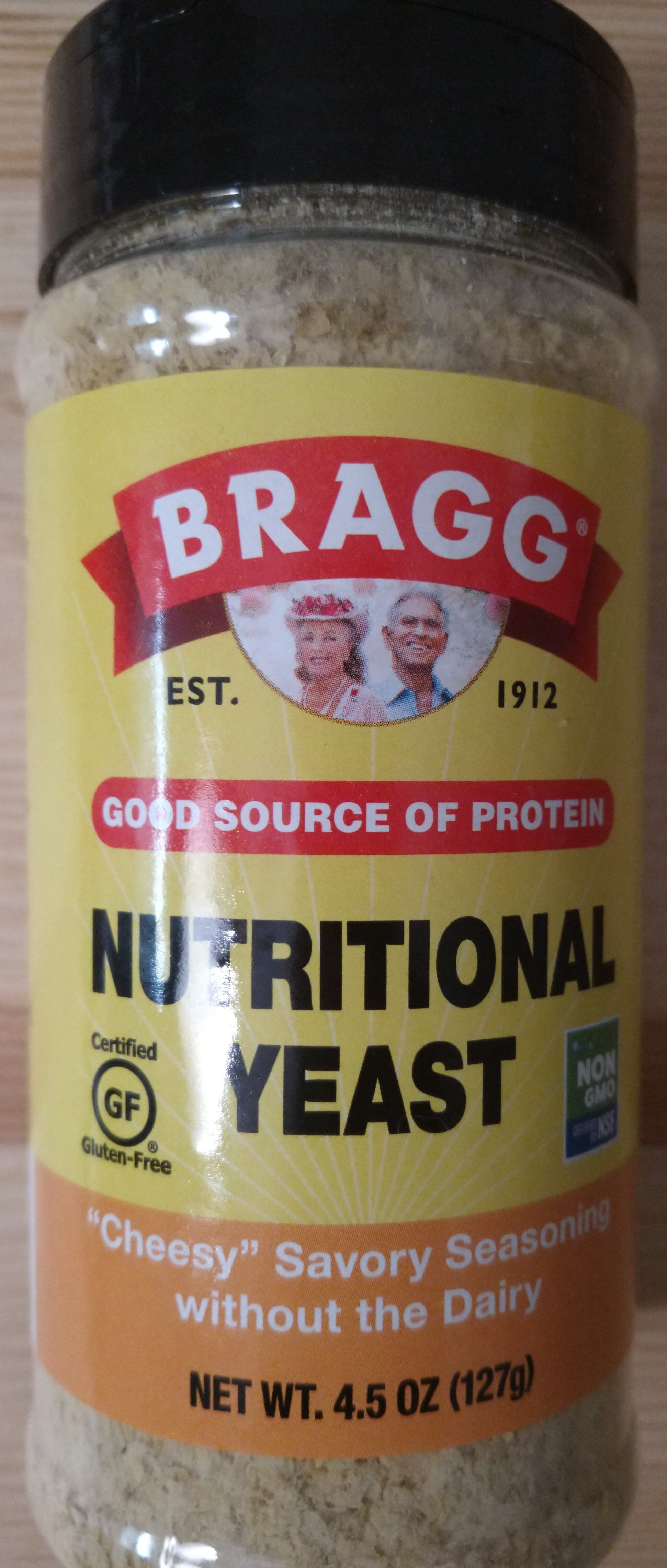 Nutritional Yeast - Product - en