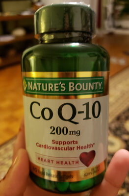 Co Q-10 - Product