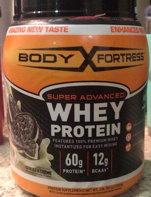 Whey Protein - Cookies n Creme - Produkt