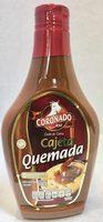 Cajeta goat milk caramel spread - Product - en