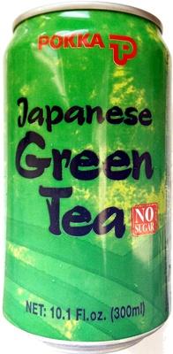 Japanese green tea - Product