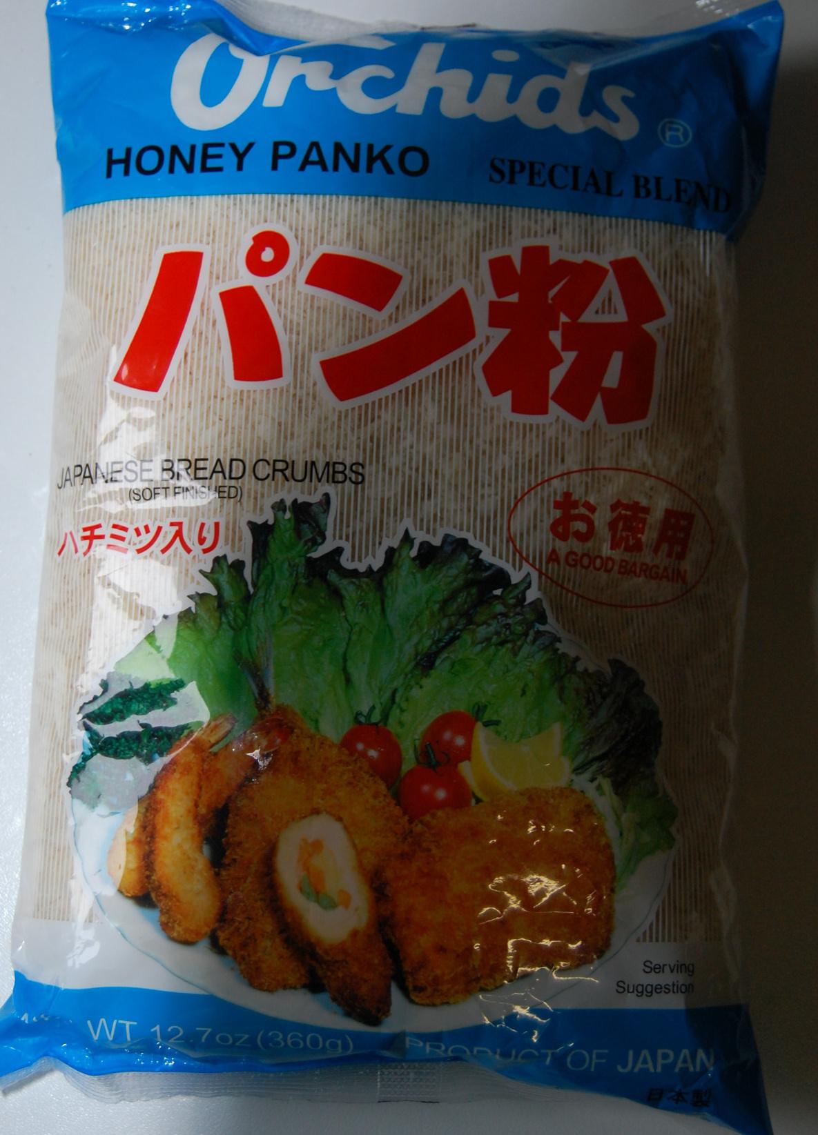 Chapelure japonaise - Product