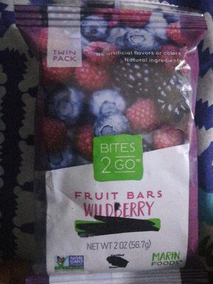 Fruit bars - Produit