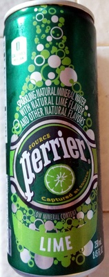 Perrier lime - Product
