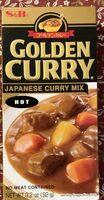 Golden curry hot - Product - en