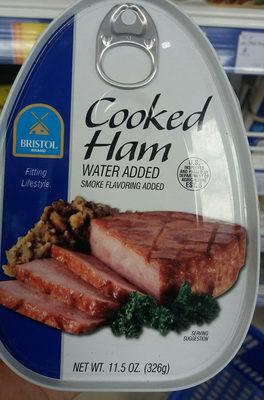 cooked ham - Sản phẩm - en