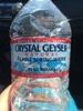 Crystal geyser - Product
