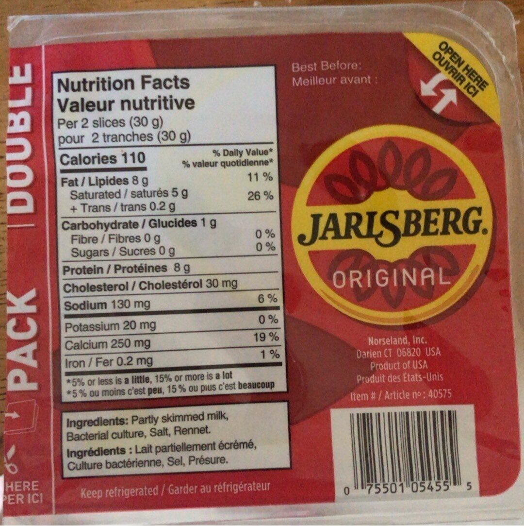 Jarlsberg - Product - fr