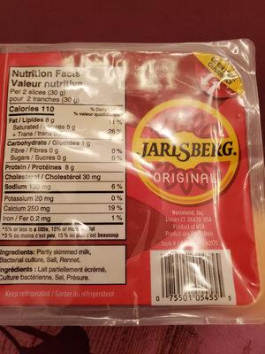 Jarlsberg - Product