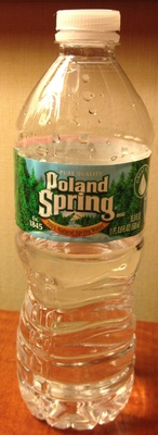 Poland Spring Water - Product