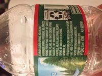 Poland Spring Water - Ingrediënten - en