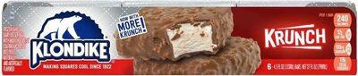 Krunch ice cream bars - Product - en