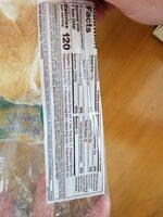 hamburger buns - Ingrediënten - en
