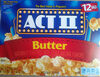 ACT II Butter, 33.016 OZ - Product
