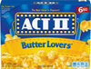 Butter lovers microwave popcorn boxes fullsize in each - Product