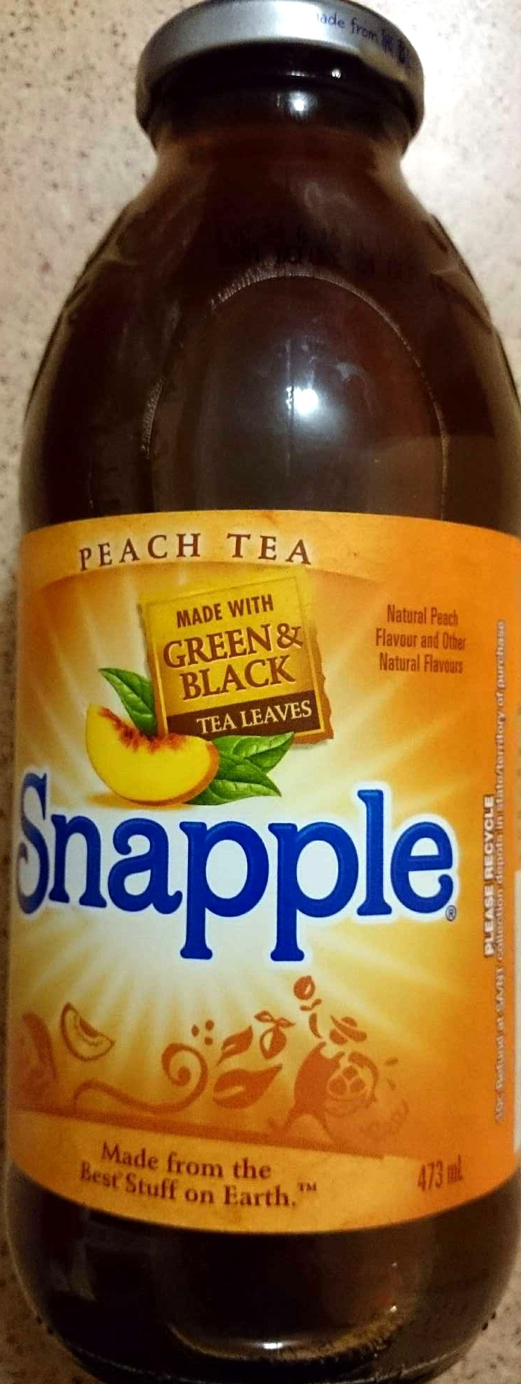 Peach Tea - Product - en