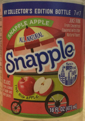 Snapple Apple - Product