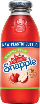 Apple flavored juice drink - Product - en