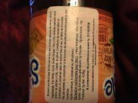 Snapple: Peach Tea - Ingrediënten
