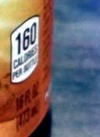 Snapple: Peach Tea - Voedigswaarden