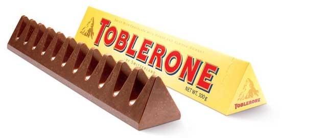 Toblerone - Ingredients - en