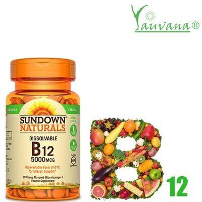 Vitamina B-12 1000MCG - Product