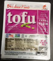 Premium Tofu - Extra Firm - Product