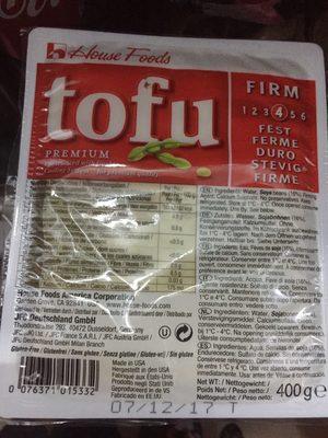 Tofu Firm Premium - Produit - fr