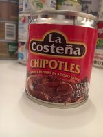 Chipotles peppers in adobo sauce - Product - en
