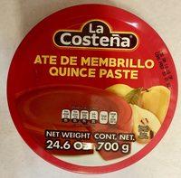 ATE DE MEMBRILLO LA COSTEÑA - Product
