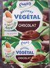dessert végétal chocolat lait d'amandes - Product