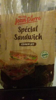 spécial sandwich complet - Produit - fr