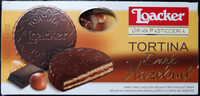 Tortina Dark Hazelnut - Product - en