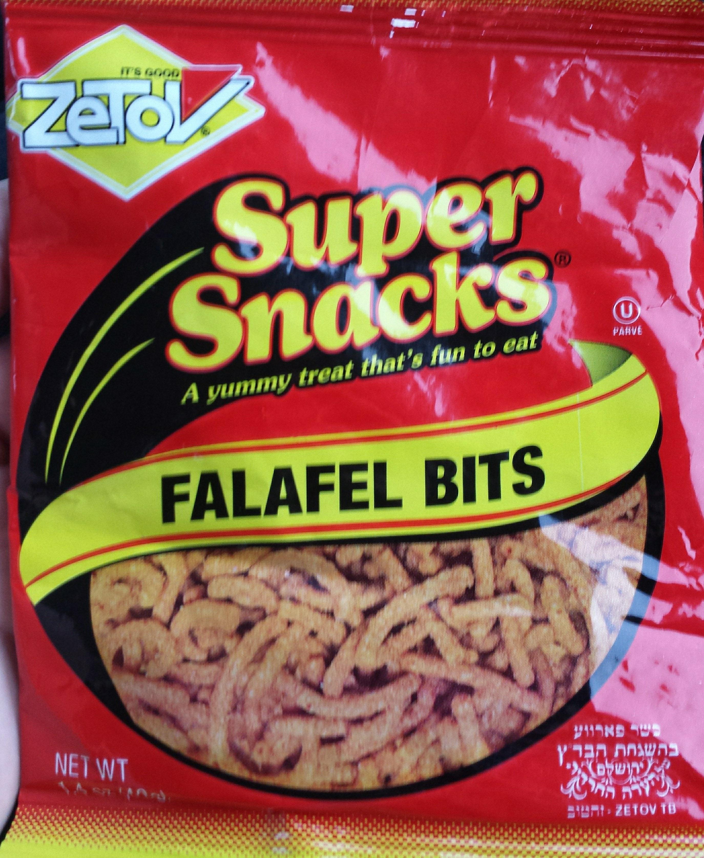 Super Snacks® Falafel Bits - Product - en