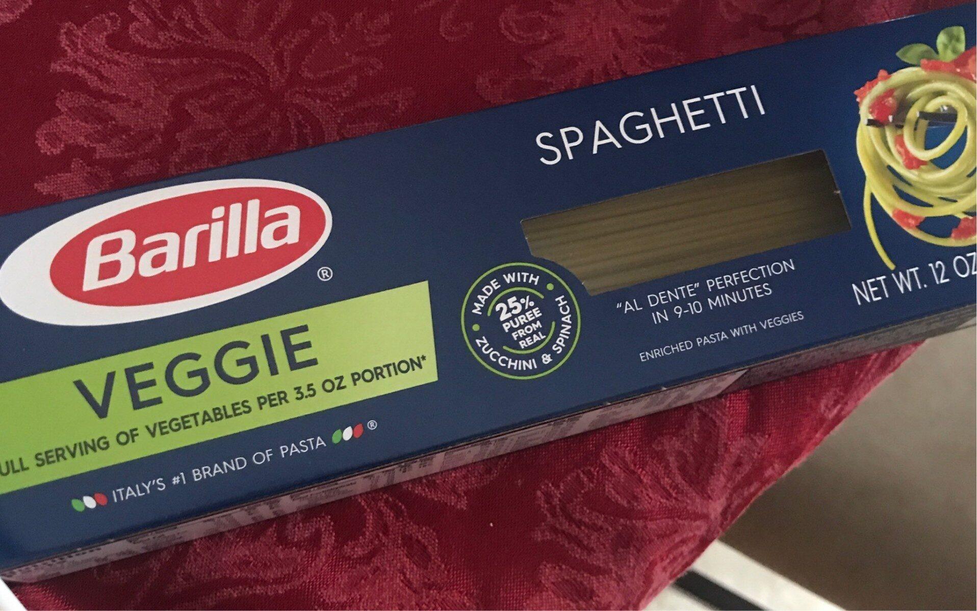 Spaghetti Veggie - Product