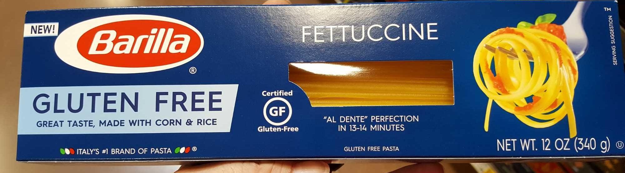 Gluten free Fettuccine - Product