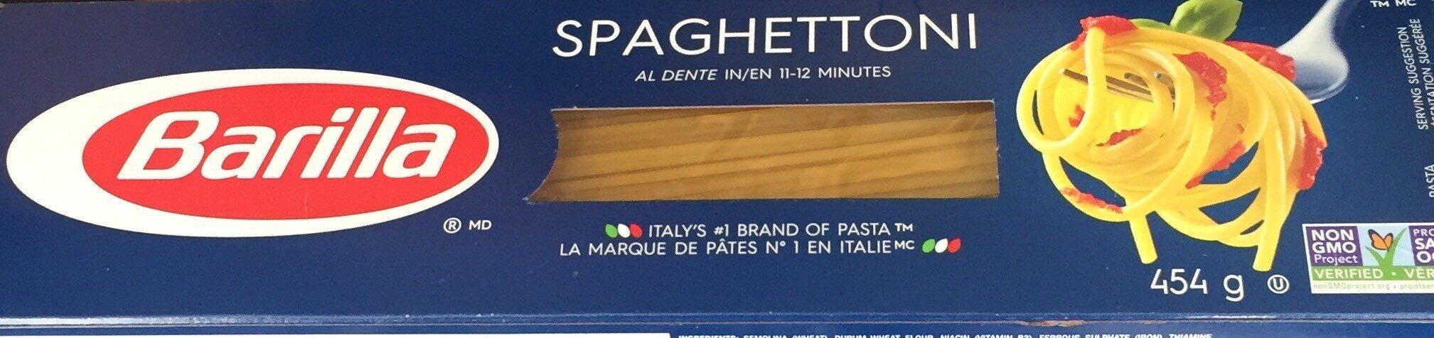 Spaghettoni n. 7 - Product - en