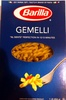 Enriched macaroni product, gemelli - Product