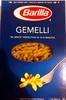 Enriched macaroni product, gemelli - Produit