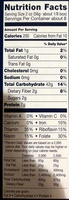 Gemelli - Nutrition facts