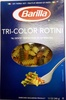 Tri-color rotini, enriched macaroni product - Product