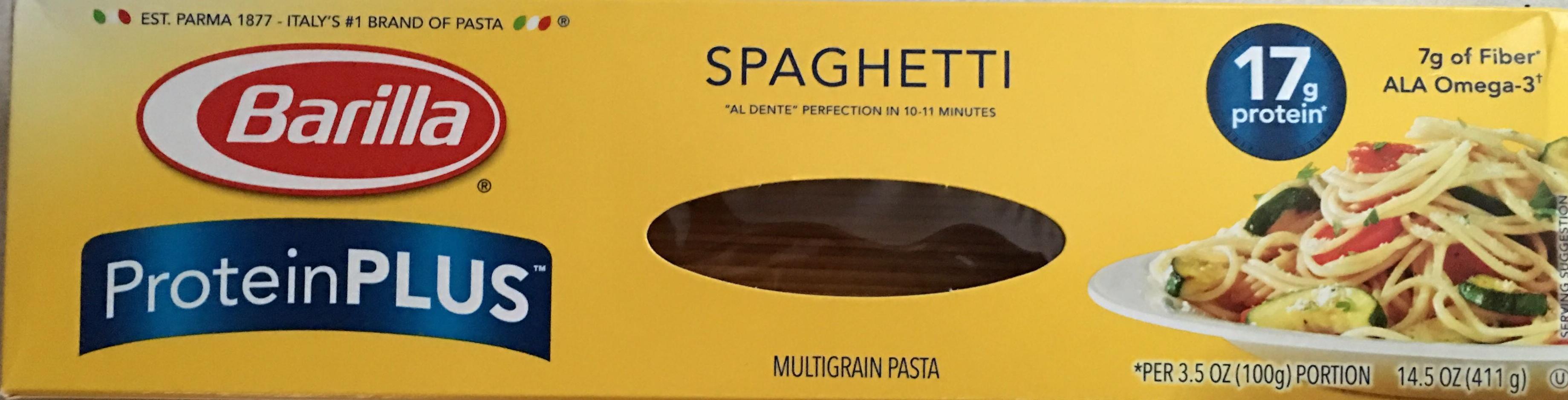 Protein Plus Spaghetti - Product