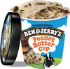 Peanut butter ice cream with peanut butter cups, peanut butter cup - Product